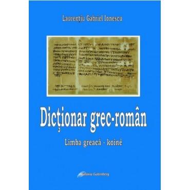 Dicţionar grec-român