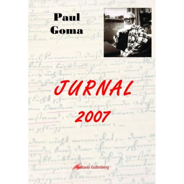 Jurnal 2007- Paul Goma